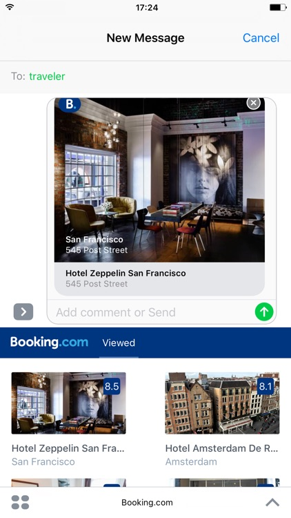 Booking.com Vacation Rentals & Hotels