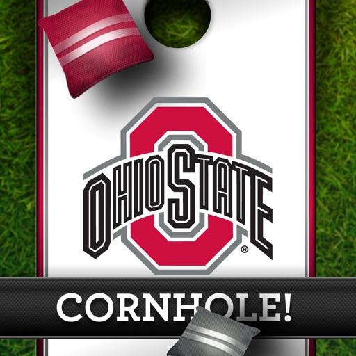 Ohio State Buckeyes Cornhole