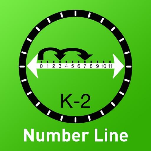 Number Line Math K2
