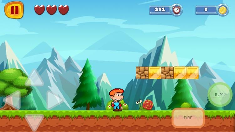 Adventure World Free - best platformer games screenshot-4