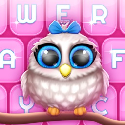 Cute Pink Keyboard: Enjoy Your New Fantastic Theme