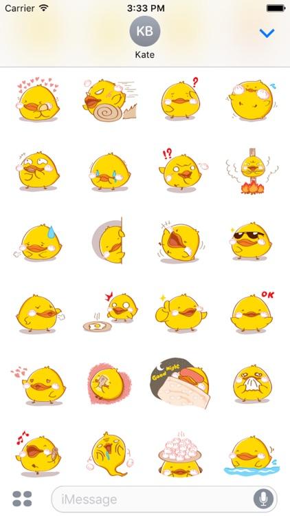 Fat Funny Duck screenshot-3
