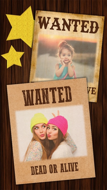 Wanted Poster Maker and Western Photo Editor – Pro screenshot-4