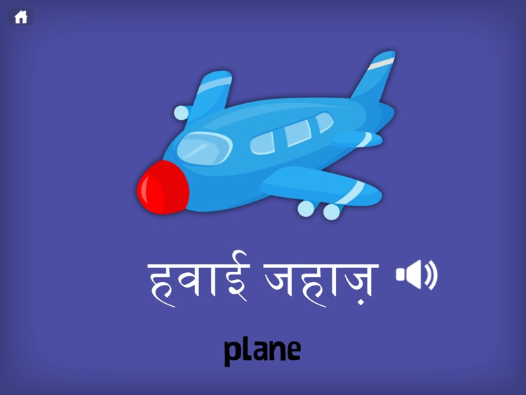 Hindi Flashcards for Kids screenshot-4