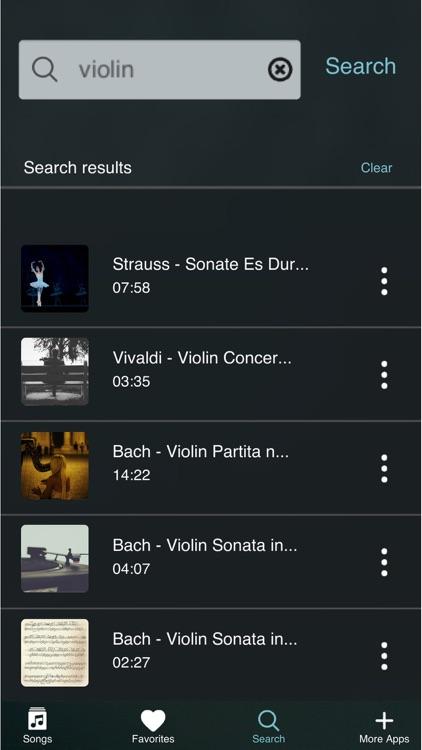 Classical Instrumental Music: Relaxing Sounds screenshot-4