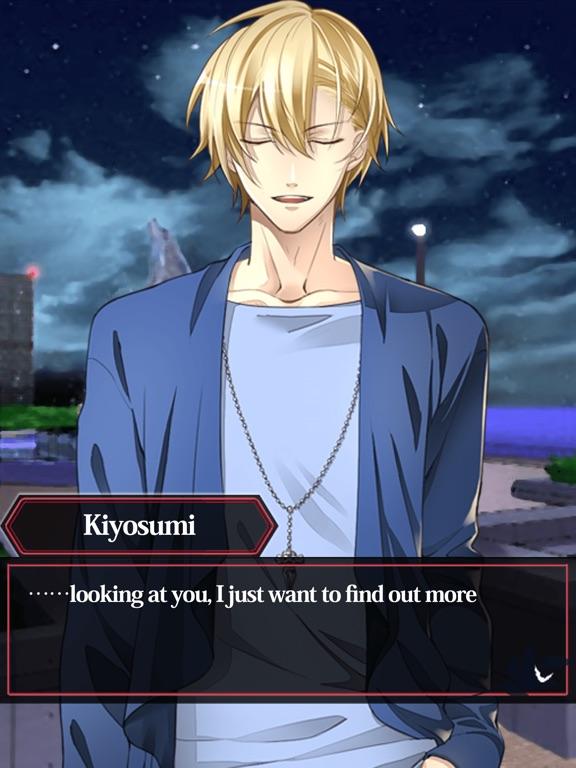 Vampire Boyfriend/Free Yaoi Game-ipad-3