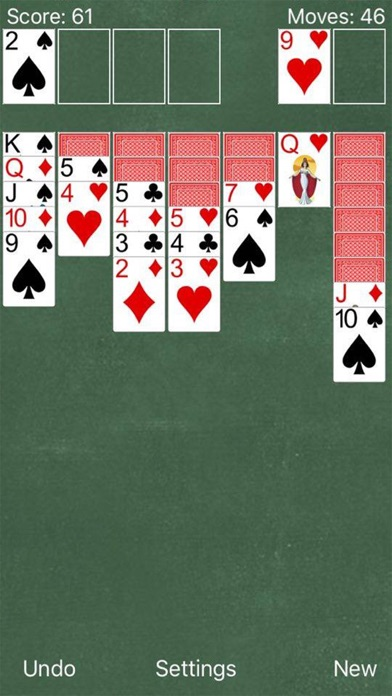 + Solitaire >-1
