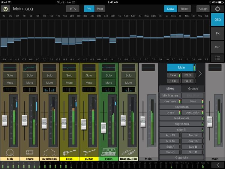PreSonus UC Surface screenshot-4