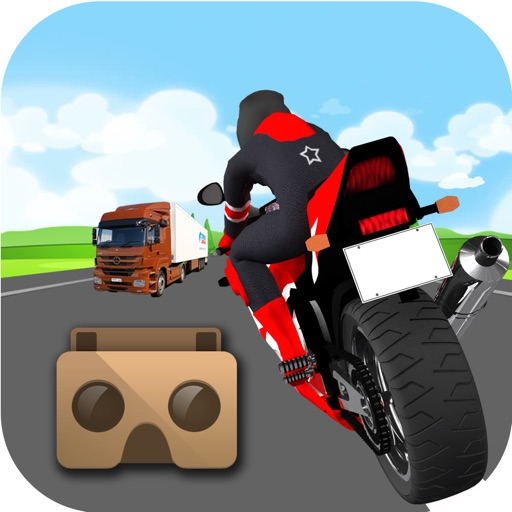 Real Bike Traffic Rider Virtual Reality Glasses