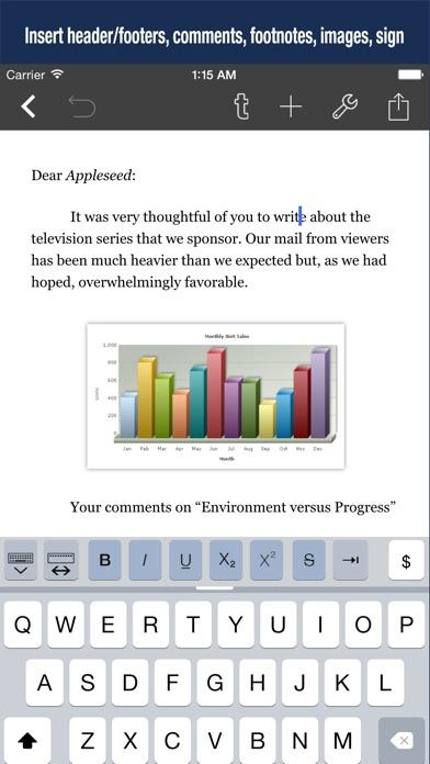 download Textilus Pro Procesador Textos apps 3
