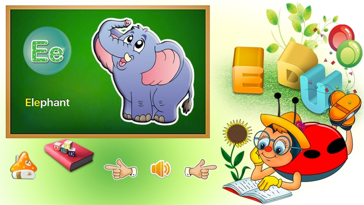 ABC 123 - Alphabet And Number For Kids