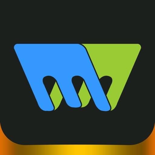 Magzter - The Reading Destination app logo