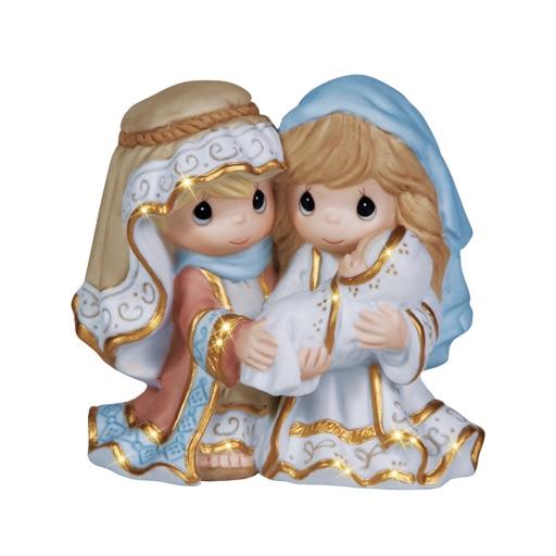 Precious Moments Nativity Stickers