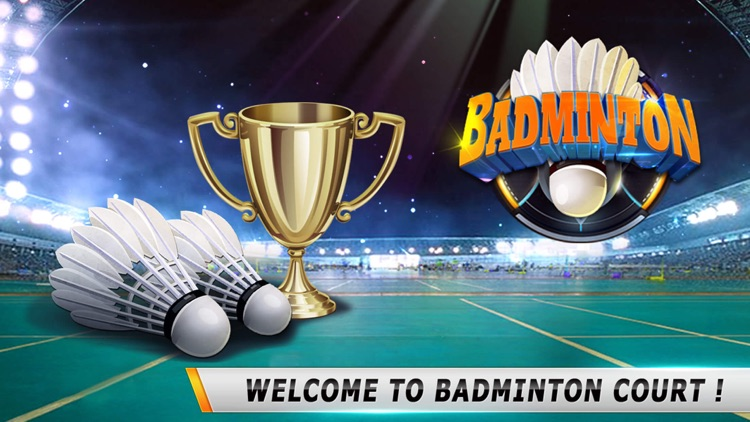 Badminton Legends: 3D Ball Sports