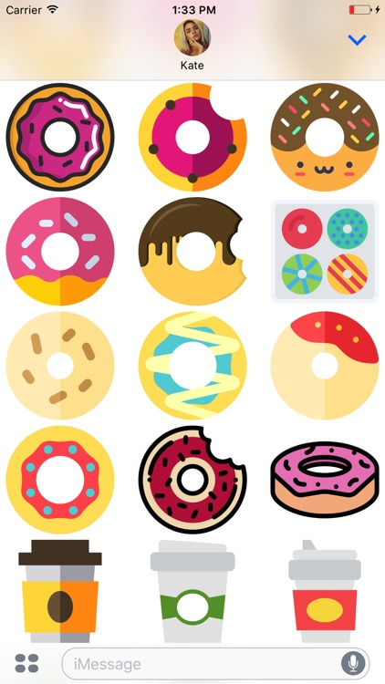 Finger Lickin' Sticker - All Time Favorite No Diet screenshot-4