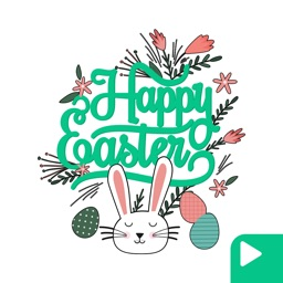 EasterMoji - Easter Emoji Stickers for iMessage
