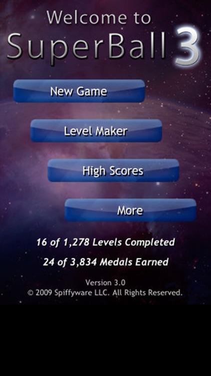 SuperBall 3 screenshot-4
