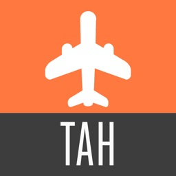 Tahiti Travel Guide and Offline Street Map