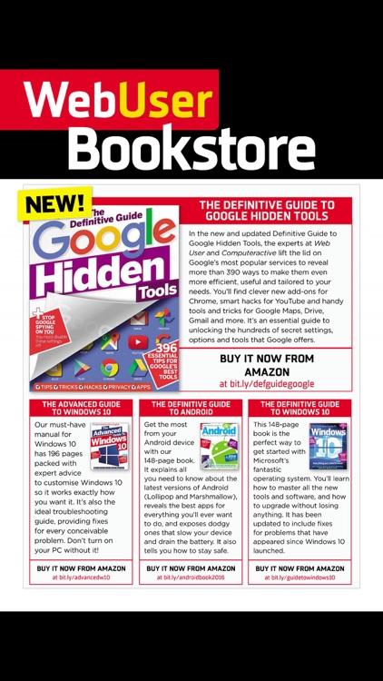 Web User Magazine screenshot-3