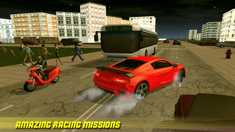 City Traffic Extreme Car Racing: Real Racer Game screenshot-3
