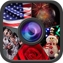 Holiday Photo FX - Christmas, New Years, Easter, 4th of July, Halloween