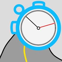 RoadWatch Multi Split Stopwatch