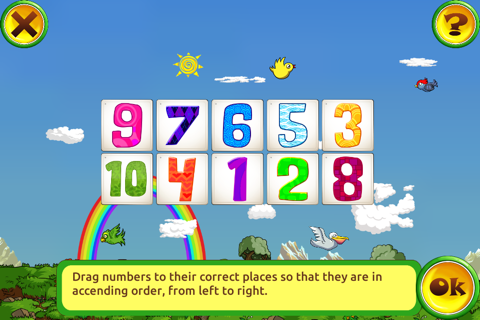 1 to 10 - Games for Learning Numbers for Kids 2-6 - náhled