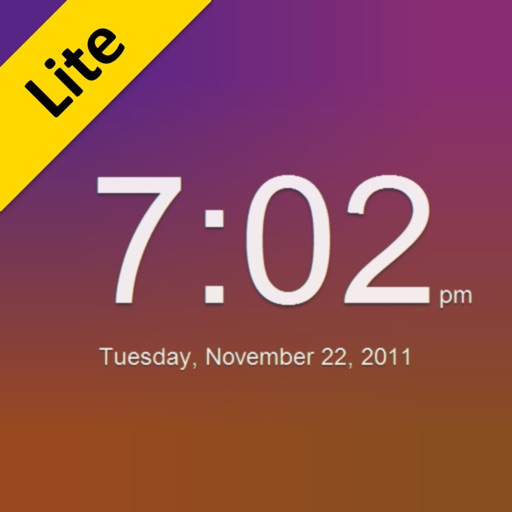 Smooth Clock Lite