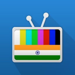 Television in India for iPad