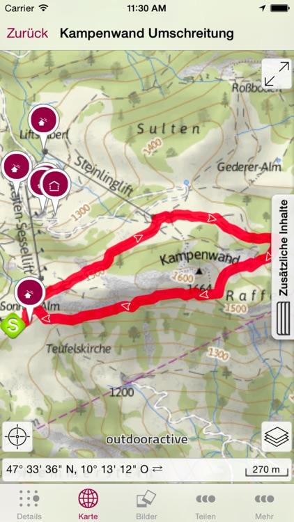 Chiemsee Alpen App screenshot-4