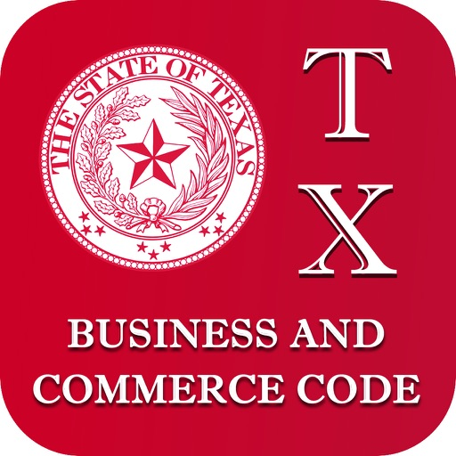 Texas Business and Commerce Code 2017