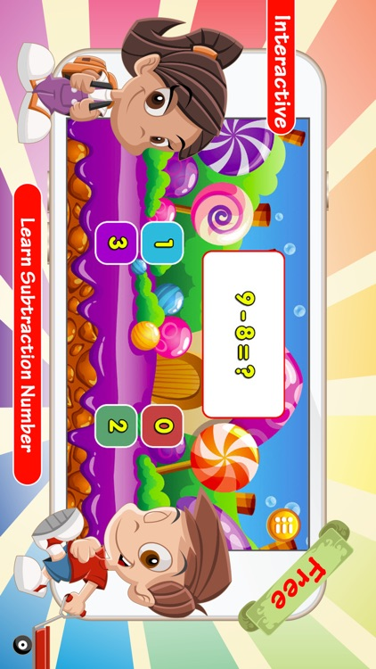 Counting Addition & Subtraction Games For Kids screenshot-4