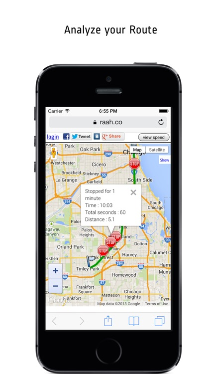 Route Tracker Pro - For GPS Location Sharing