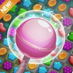Super Jelly Crush: Blast Mania & Fun 3 Match Game