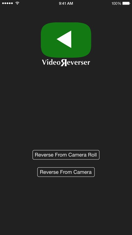 Video Reverser screenshot-1