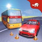 Driving School: Education de Car & Driver Bus icon