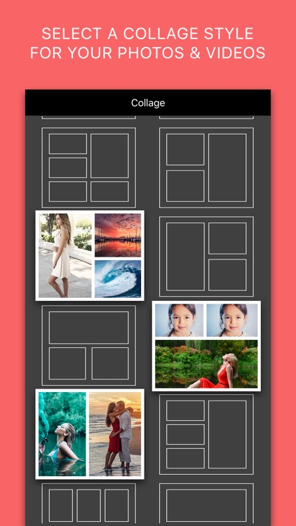 Video Collage Maker With Music & Pic Grid Editor