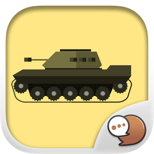 Army Soldiers Stickers Emoji Keyboard By ChatStick