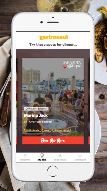 Gastronaut Sarasota