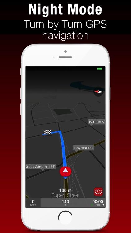 Seville Tourist Guide + Offline Map screenshot-3