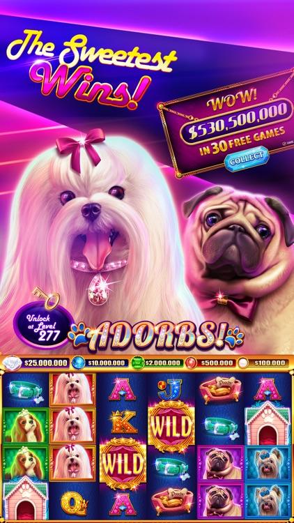 Slots - House of Fun Vegas Casino Games app image