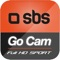 """The """"SBS Go Cam"""" app is a remote controller"""