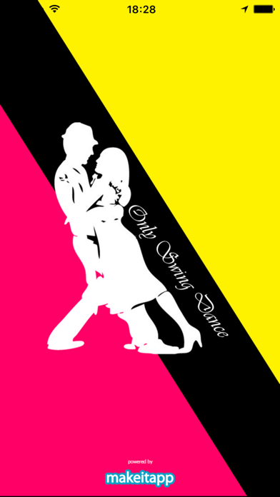 Only Swing Dance screenshot one