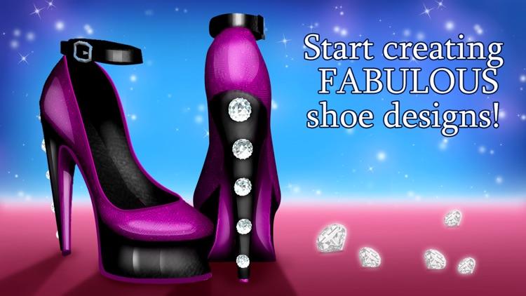 High Heels Shoe Designer: Fashion Shoes Game.s