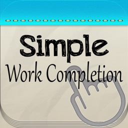 Simple Work Completion Certificate