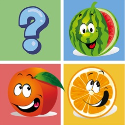 Fruits Matching Remember Game Preschool Matching