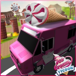 Ice Cream Tycoon Delivery – Tiny Tap Cow