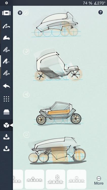 Concepts - Sketch, Design, Illustrate screenshot-3