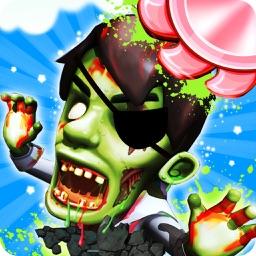 Zombie vs Heroes Revenge: Zombie Squad Legends