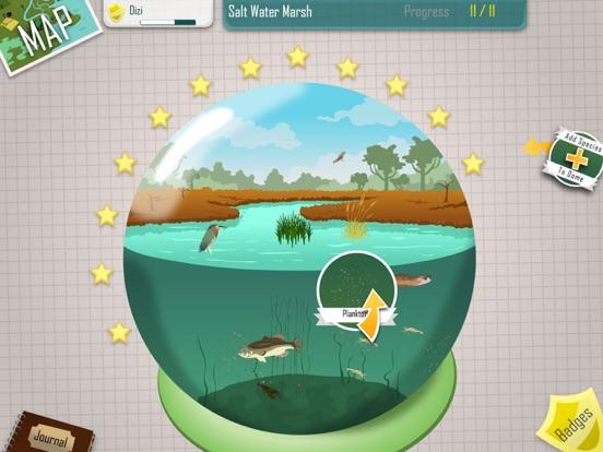 iBiome-Wetland screenshot three